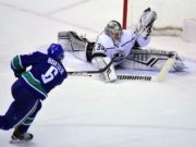The Vancouver Canucks have spent this offseason, now Brock Boeser is wanting his piece