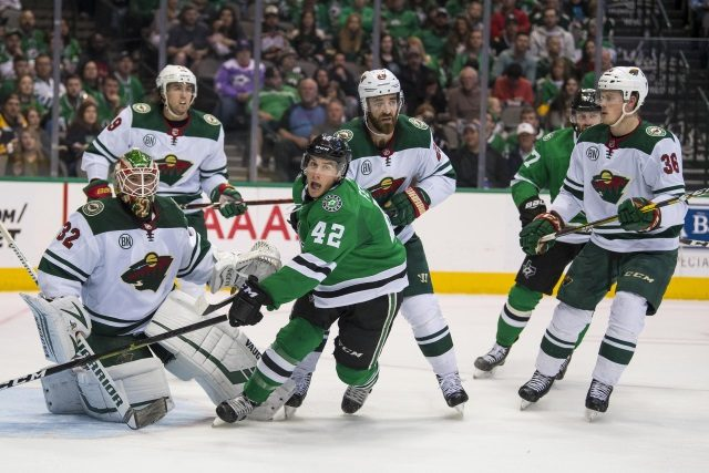 NHL Early Look: The More Things Change, The More The Minnesota Wild Stay The Same