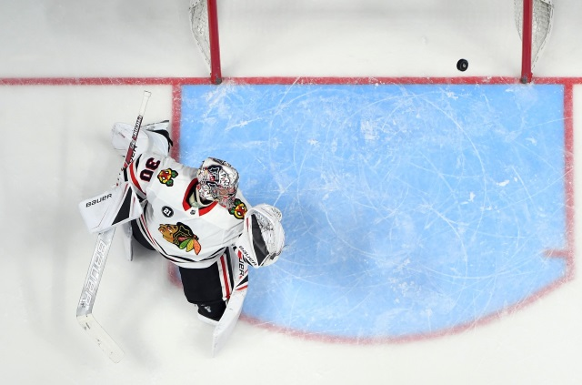 NHL Early Look: The Chicago Blackhawks Improved But Is It Enough?