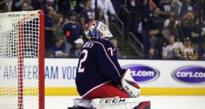 Sergei Bobrovsky has comments about the Columbus Blue Jackets