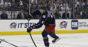 One of the Columbus Blue Jackets top priorities is to re-sign NHL free agent defenseman Zach Werenski
