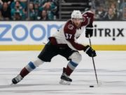 The Colorado Avalanche re-sign J.T. Compher to a four-year deal.