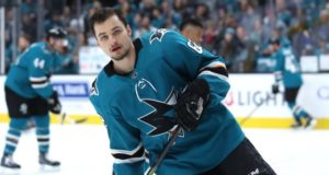 The San Jose Sharks get a bargain deal with Kevin Labanc.
