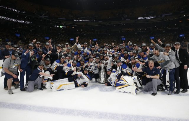 Everyone by now knows the St. Louis Blues went for worst to first last season. Are the Blues a legit candidate to repeat? What can we expect this season.