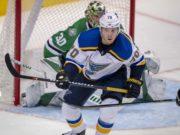 The St. Louis Blues and Oskar Sundqvist agree on a four-year deal.