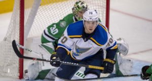 The St. Louis Blues and Oskar Sundqvist agree on a four-year deal.
