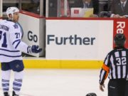 The Toronto Maple Leafs trade Garret Sparks to the Vegas Golden Knights for a 2020 4th round pick and David Clarkson.