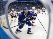 The Tampa Bay Lightning have traded Ryan Callahan and 2020 5th round pick to the Ottawa Senators for Mike Condon and a 2020 6th round pick.