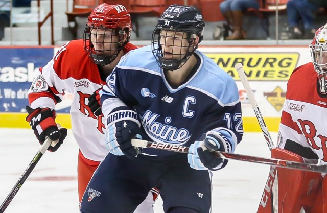 Chase Pearson chose the going to the NCAA over playing in the CHL.