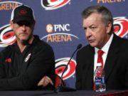 Carolina Hurricanes owner Tom Dundon doesn't see Don Waddell leaving