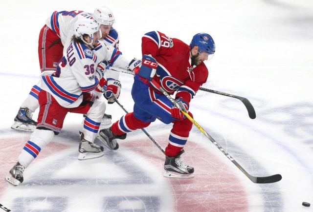 COWAN: Andrei Markov wants to play for Habs again