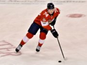 Looking at four Florida Panthers prospects that might be able to crack the Panthers roster at some point this season.