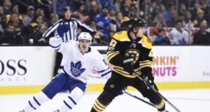 The Boston Bruins could use some cap space. Trading Torey Krug isn't their best option. An update on the Mitch Marner - Toronto Maple Leafs situation.