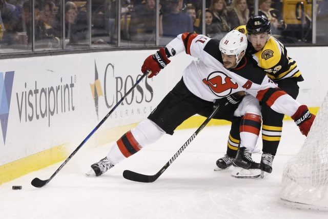 There could be a mutual interest between the Boston Bruins and free agent Brian Boyle.