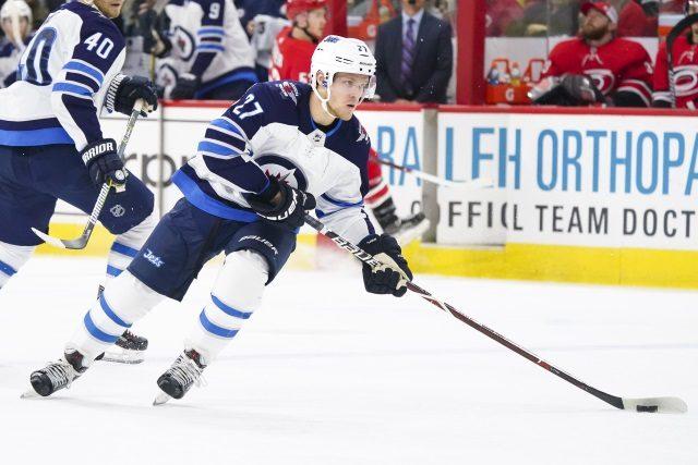 The Winnipeg Jets shouldn't trade forward Nikolaj Ehlers unless....