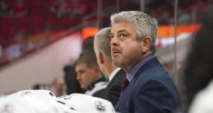 Todd McLellan is the new man behind the Los Angeles Kings bench. He has plenty of challenges ahead of him to bring the Kings out of the Pacific basement.