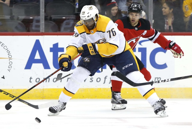 The NHL offseason is in it's slow phase right now. Taking a looking at the teams that have improved their roster the most so far this offseason.