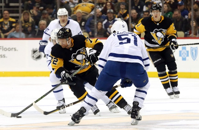 The Toronto Maple Leafs would still love to bring Jake Gardiner back.