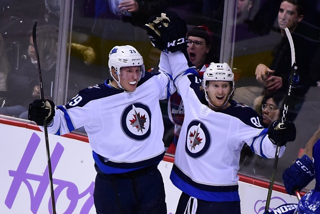 It sounds like Patrik Laine seems prepared that he may not be playing for the Winnipeg Jets next season. Kyle Connor would like a long-term deal from the Jets.