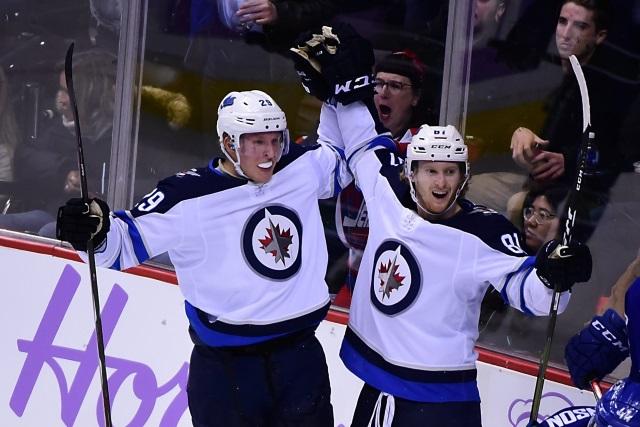 Nhl Rumors Winnipeg Jets Patrik Laine And Kyle Connor Nhl Rumors