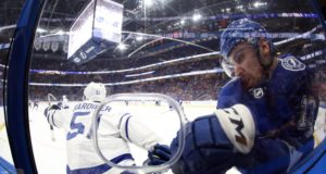 Jake Gardiner may not be waiting on the Toronto Maple Leafs