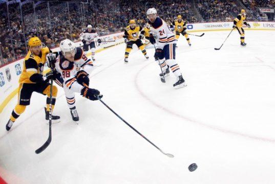 Could the Pittsburgh Penguins still be interested in Edmonton Oilers Jesse Puljujarvi?
