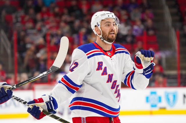 NHL News: The New York Rangers will be buying out the final two years of Kevin Shattenkirk's contract.