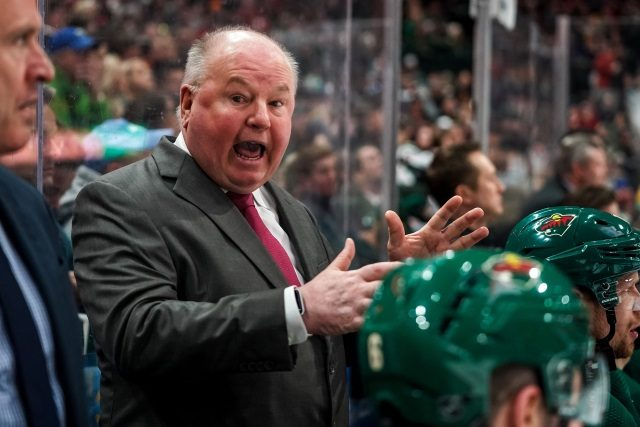 Minnesota Wild ownership wants to win now, top general manager candidates and potential line combinations according to head coach Bruce Boudreau.