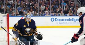The Buffalo Sabres and Linus Ullmark avoided salary arbitration