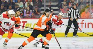 A bridge deal for the Philadelphia Flyers and Travis Konecny makes sense.