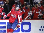 Evgeny Kuznetsov tested positive for cocaine at the World Championships