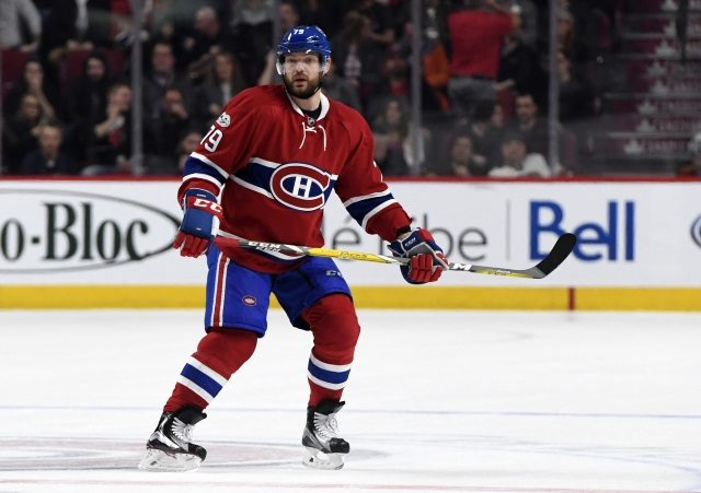 Looking at five potential destinations for defenseman Andrei Markov.