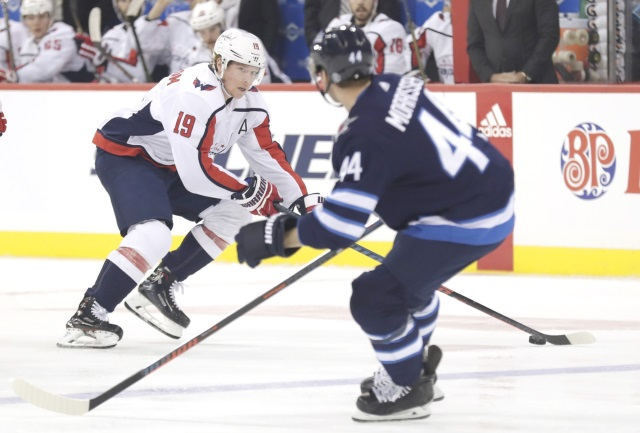 The Winnipeg Jets and defenseman Josh Morrissey have held some contract extension talks.
