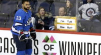 Dustin Byfuglien is pondering if he'll return to the Winnipeg Jets for another season or if he's going to step away from the game. We take a look back on his career.