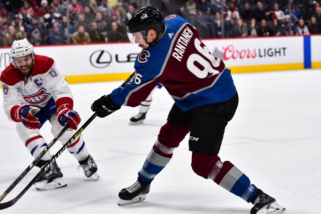 Mikko Rantanen signs 6-year, $55.5M USA  deal with Avalanche