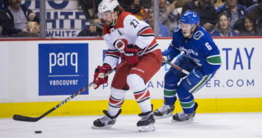 The Canucks are thinking eight-years for Brock Boeser after his bridge deal expires.