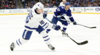 Sounding like the Toronto Maple Leafs and Mitch Marner might be making some progress, unlike the Tampa Bay Lightning and Brayden Point.