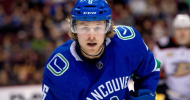 Taking a closer look at Brock Boeser's new three-year deal that he signed with the Vancouver Canucks.