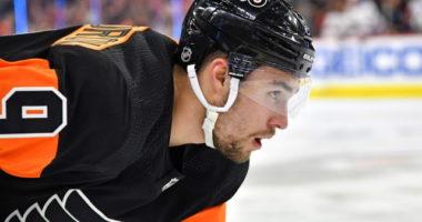 The Philadelphia Flyers re-sign Ivan Provorov.