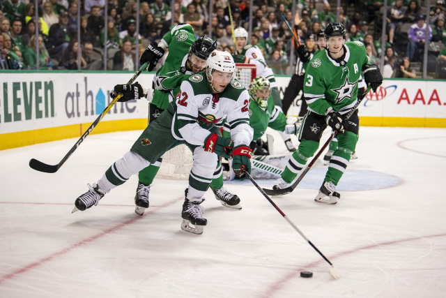 The Minnesota Wild have re-signed Kevin Fiala