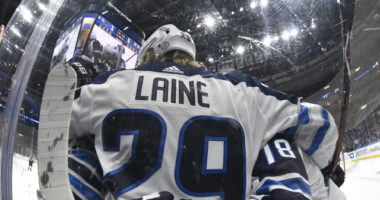 The Winnipeg Jets and Patrik Laine agree on a two-year deal