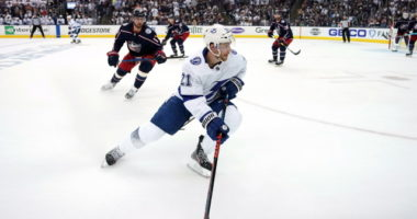Brayden Point rejected a three-year contract offer from the Tampa Bay Lightning.