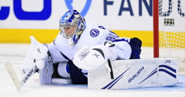 As teams start reducing their starting goalie's workload during the season, a 40 win season for a goaltender may become for elusive.