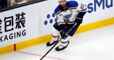 The St. Louis Blues will meet with Alex Pietrangelo's camp early season to see if they can get a deal done.