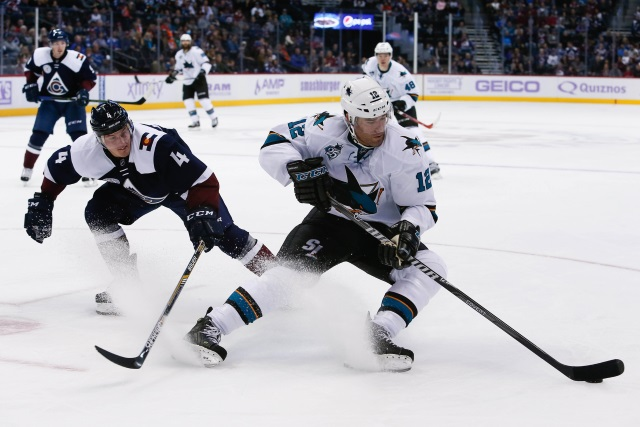 Tyson Barrie and the Toronto Maple Leafs are not in a rush to talk extension. No fit for Patrick Marleau with the San Jose Sharks.