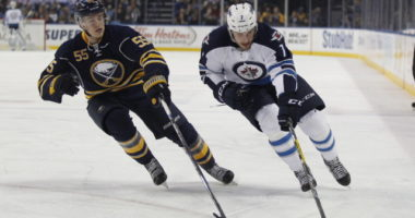 Rasmus Ristolainen may start the season with the Sabres after Brendon Montour's injury