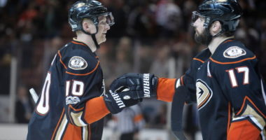 Dallas Stars Corey Perry fractures foot. Anaheim Ducks announce Ryan Kesler and Patrick Eaves out for the season.