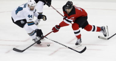 Taylor Hall and Marc-Edouard are two players who could be early season NHL trade candidates.