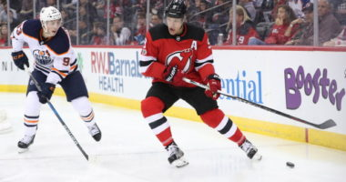 The New Jersey Devils still hope to re-sign Taylor Hall, but if he becomes available, the Edmonton Oilers could be one team that would be interested.