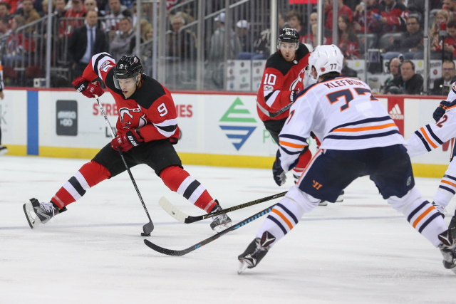 Teams could start checking in on the New Jersey Devils plans for Taylor Hall